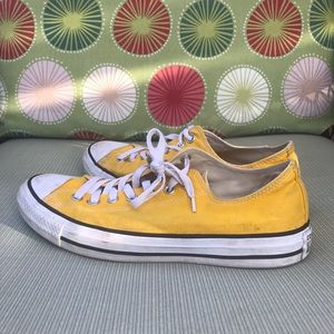 Lowtop Yellow Converse